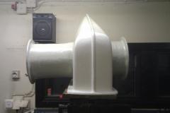 Modifierad avgasstövel, bild 1