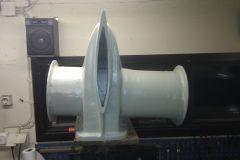 Modifierad avgasstövel, bild 4